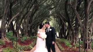 Padua Hills Theater wedding video sample, claremont, ca