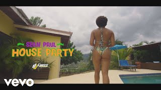Sean Paul, DJ Frass - House Party (Official Video)