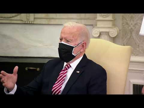 Remarks: Joe Biden and Kamala Harris Meet With Labor Leaders on the Economy - February 17, 2021