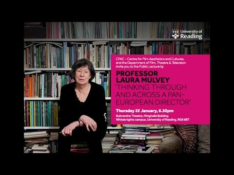 PUBLIC LECTURE BY LAURA MULVEY AT CFAC