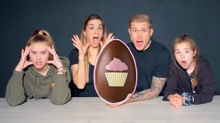 *GROSS* MYSTERY EASTER EGG CHALLENGE 🐣
