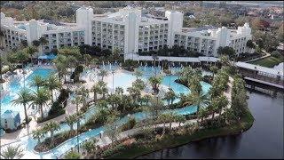 Hilton Orlando Buena Vista Palace - Room & Resort Tour - Disne…