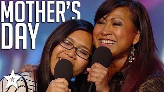Celebrating Mother's Day on Got Talent Global thumbnail
