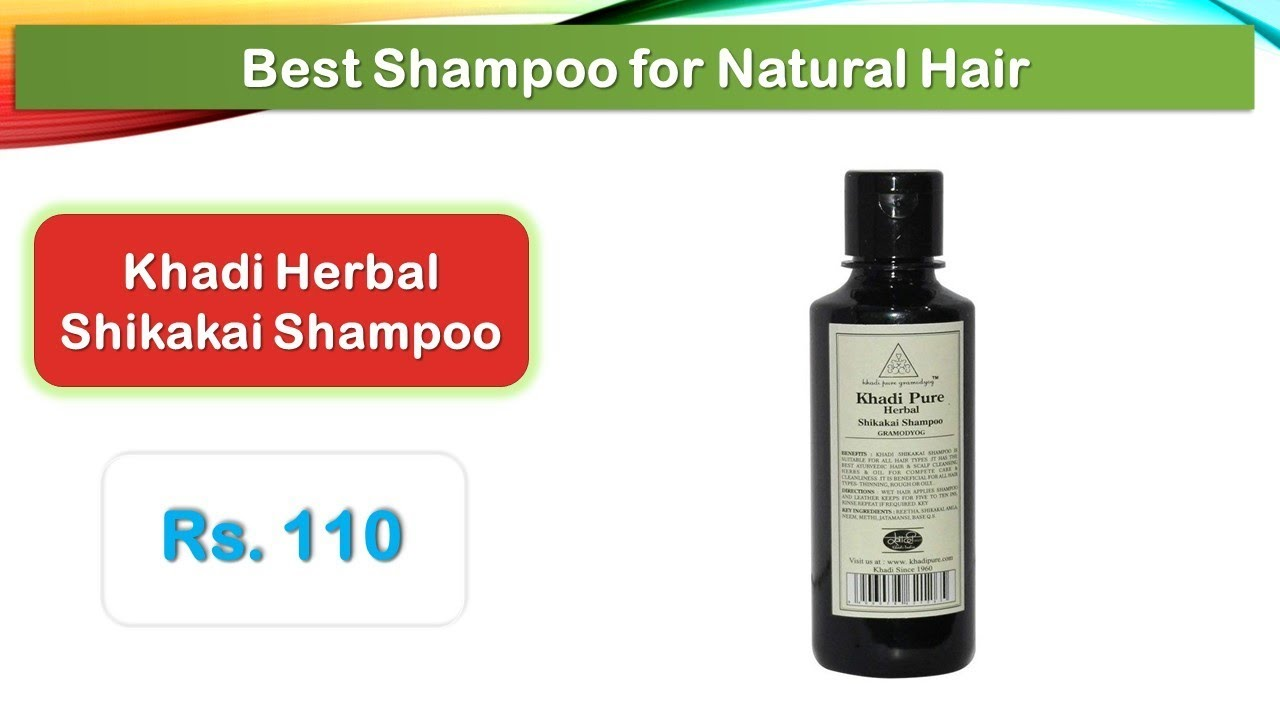 My Experience with Khadi Herbal Shikakai Shampoo