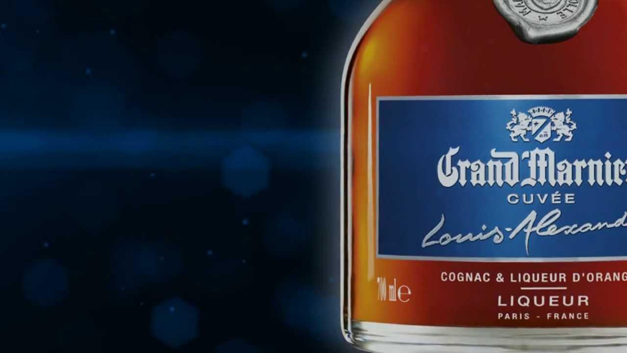 Grand Marnier Label