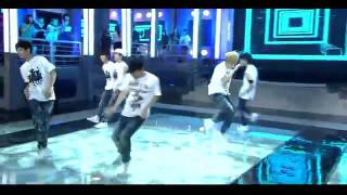 INFINITE - Dance Stage (Summer Special) @ Inkigayo (August 21, 2011).mp4