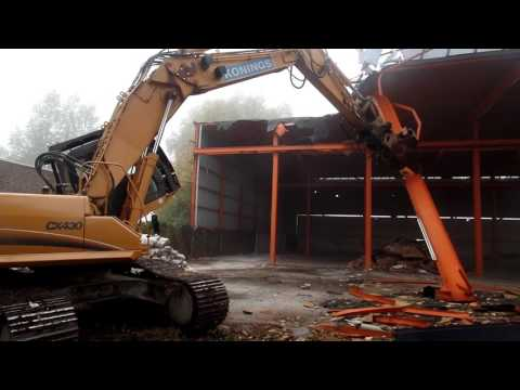 CASE HRD CX430 DEMOLITION STEEL