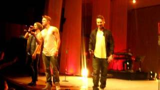 E.M.D. - Baby Goodbye, Live Helsingborg 27/3 2011
