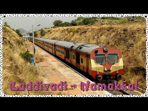 06833 Karur Salem Special Passenger (76833 Tiruchi Karur rake runs as 06833)