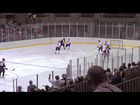 Mississippi State Ice Hockey versus Ole Miss  Jan 18 2014 Tupelo 1080P