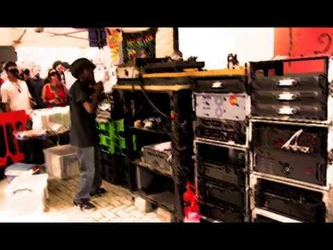 Aba Shanti-I Sound System plays Disciples productions at Notting Hill Carnival 2015