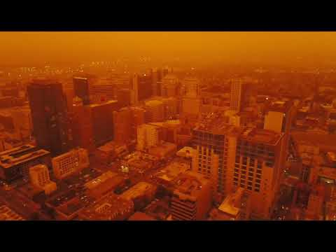 Orange-city Oakland!!!