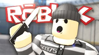 Roblox Adventures / Prison Tycoon / Escaping My Own Roblox Prison!!