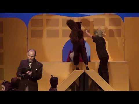 17  CAP Willy Wonka - Nut Room - Veruca Salt - I Want it Now!