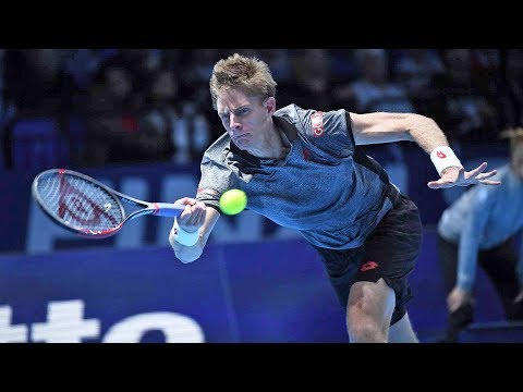Highlights: Anderson's Hour Of Power At The Nitto ATP Finals 2018