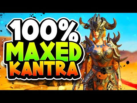 I MAXED KANTRA the CYCLONE! WORTH IT?! (Build, Guide, Masteries)
