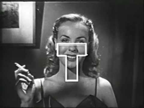 Old Cigarette Commercial - Camel Cigarettes (1950)