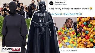 The Most HILARIOUS Memes & Reactions From 2021 Met Gala