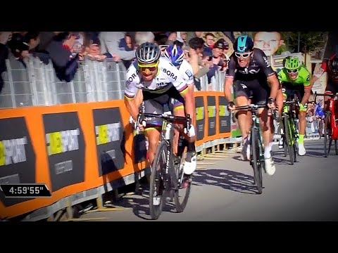 Peter Sagan OUTCLIMBING the World's Best Climbers - Crazy Win VS Roglic, Quintana, Bernal, Pinot
