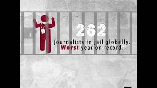 CPJ Prison Census 2017: Infographics