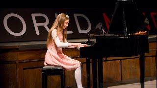 Alma Deutscher: Piano & Violin Compositions (2016 WORLD.MIND...