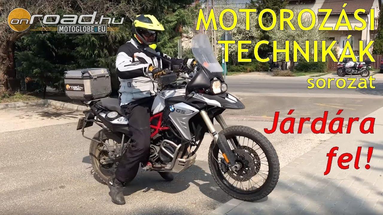 Motorozási technikák 11
