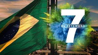 Independência do Brasil - 7 de setembro