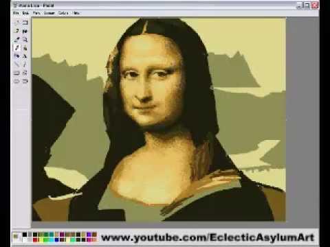 sự thật về bức họa nàng MONA LISA