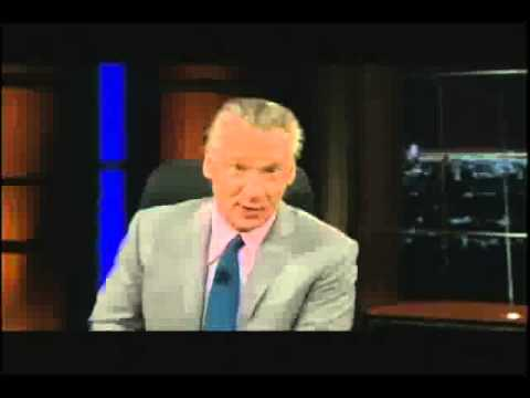 Bill Maher tells it like it is about Ronald Reagan (6.7.13)