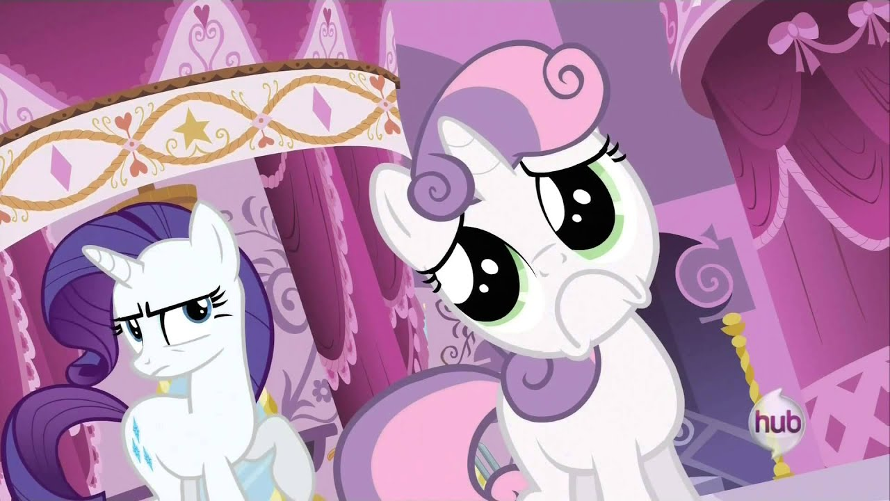 Image result for rarity and sweetie belle