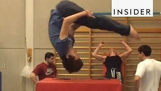 How Did Tom Holland Train For Spider-Man?