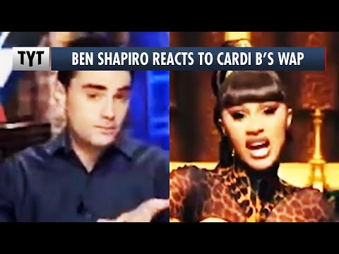Ben Shapiro Implodes Over Cardi B S Wap Lyrics Alaturka News