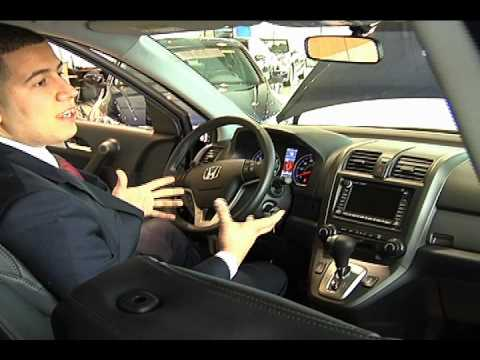 Hillside Honda  2010 Honda CRV EXL Navigation Walkthrough Video