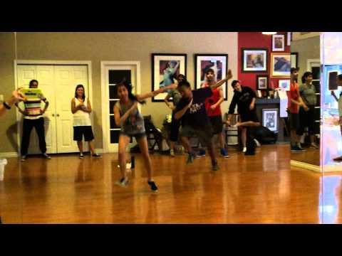 Go Ninja - Youth Outreach Dance (CSTO, FSTO)