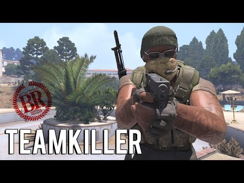 » BATTLE ROYALE « - professioneller Teamkiller Percy - [Deutsch] poster