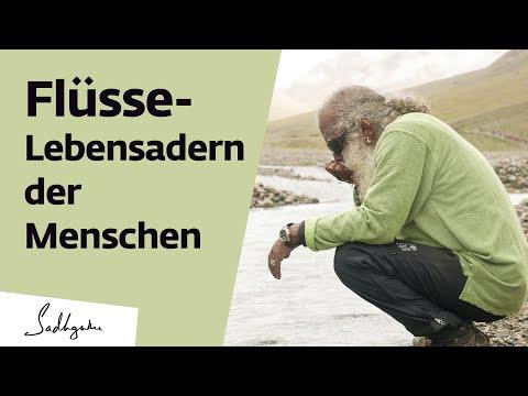 Wasserflüsse - Lebensadern der Menschen?