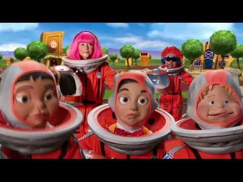 LazyTown S04E01 - Viajando Para Lua (Português BR)