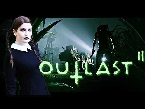 Outlast 2: Live Halloween Stream, With Wednesday Adams Cosplay