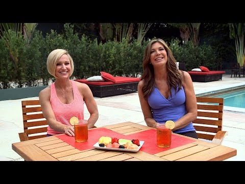 Food For Thought With Julie Moran & Jamie Eason – Mission Makeover Episode 3