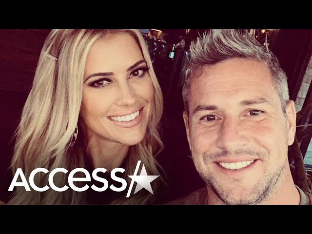 Christina Anstead Files To Divorce Ant Anstead (Reports)