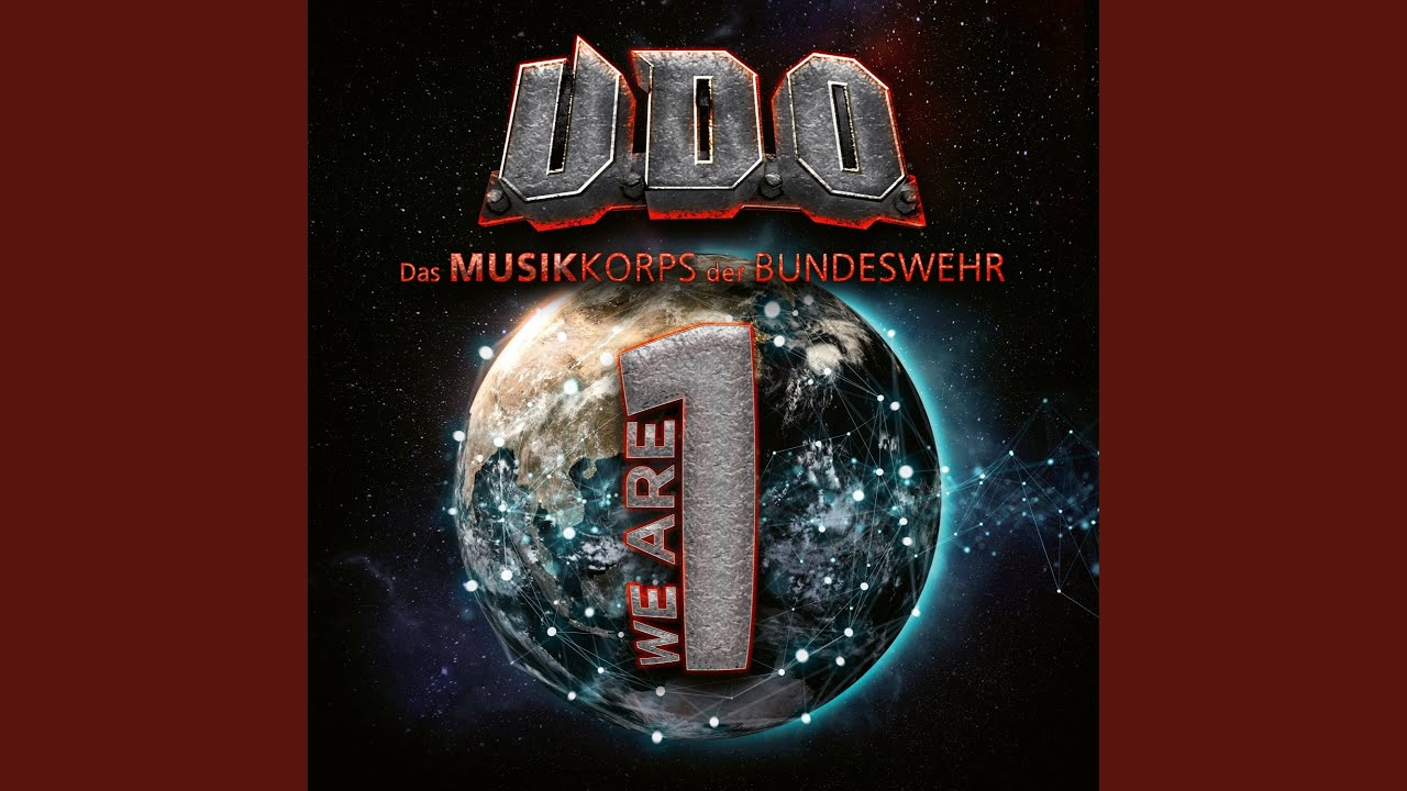 "U.D.O. & Das Musikkorps Der Bundeswehr - Love and sin (2020) New Album ""We are one"" AFM Records"