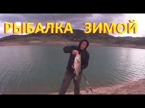 зимняя рыбалка на карпа - 2016-02-09 21:11:19