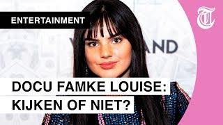 Heftige onthulling in docu Famke Louise