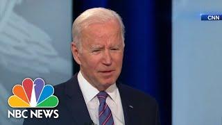 Democrats Nearing Deal On Biden's Agenda?