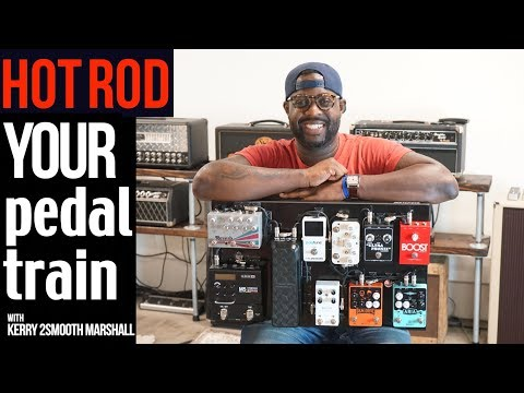 Get the MOST From Your PEDAL-TRAIN!