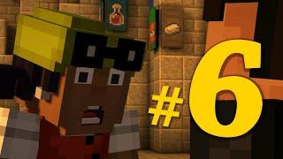 Прохождение Minecraft Story Mode #6 (#2 Ep. 2) ВСЕ В СБОРЕ!