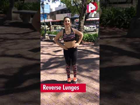 Cuerpo completo Tabata Workout (con botella de agua)