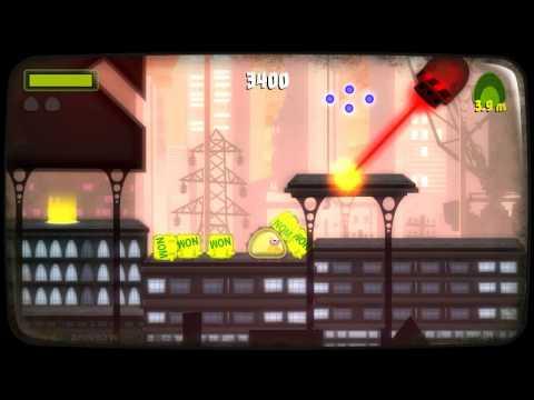 Ω Tales From Space 021: Mutant Blobs Attack!!!  