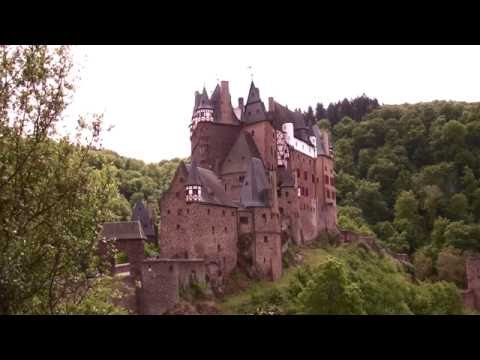 What to Do in Germany Castle Tour Burg Eltz Koblenz