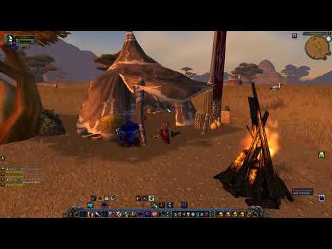 Vanilla WoW #49 - Classic WoW Demo - Undead Warlock Gameplay